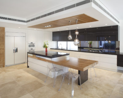 U shaped kitchen designs