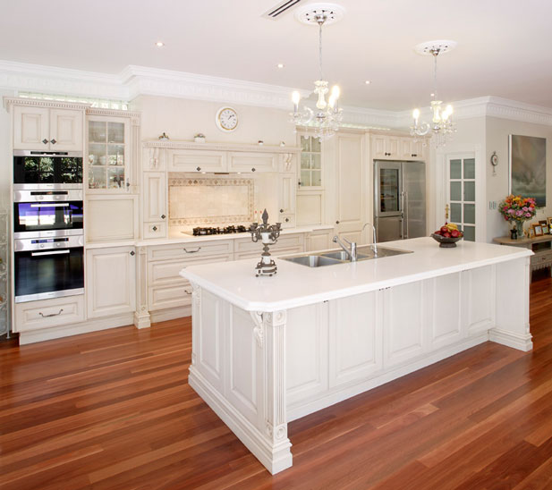 French Provincial Kitchen Ideas: French Provincial Kitchens