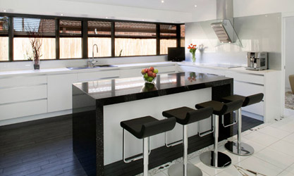 Island Kitchen Designs Gallery