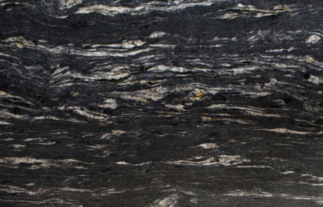 Granite Colours for Kitchen Benchtops - Black Cosmic Granite