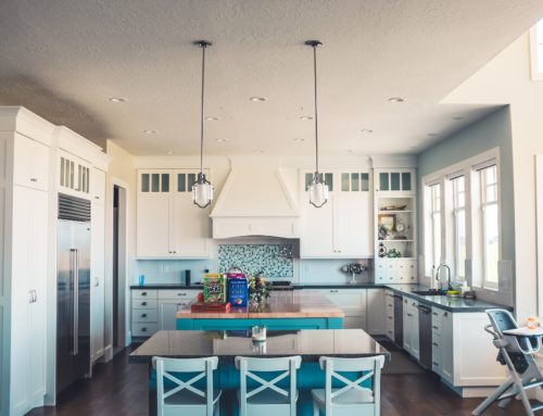 Making The Most Of Your Kitchen Space- 5 Expert Tips!