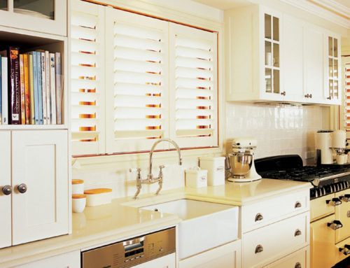 Creating A Contemporary Feel In An Older Kitchen