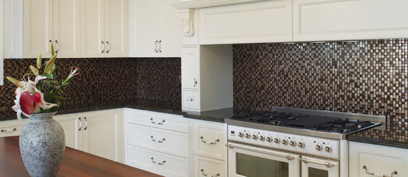 Kitchen Tiled Splashback