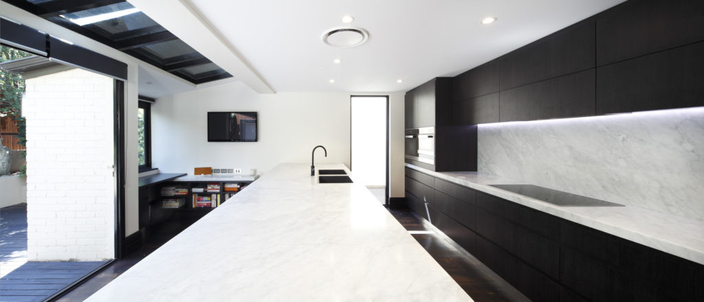 Contemporary Kitchen Benchtops