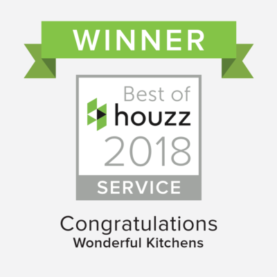 onderful Kitchens Winners of Best of Houzz 2018 Service