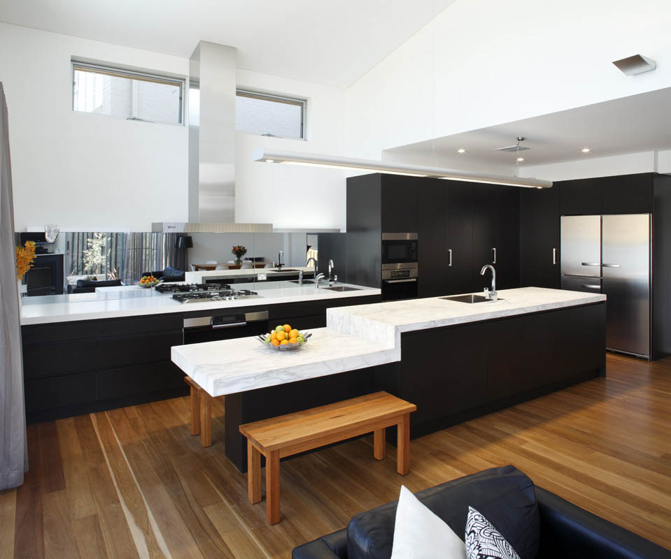 Characteristics Of A Modern Kitchen Design Delectable Modern Designer Kitchens