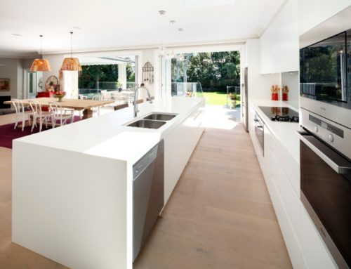 The 5 Most Popular Layouts For Designer Kitchens