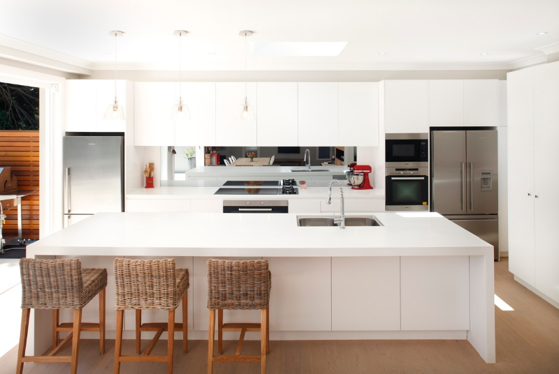 Kitchen renovations wonderful kitchens for Kitchen showrooms sydney west