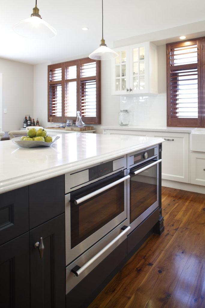 Modern Kitchen Island Bench