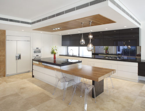 How Modern Kitchen Designs Can Create A Comfortable Living Area