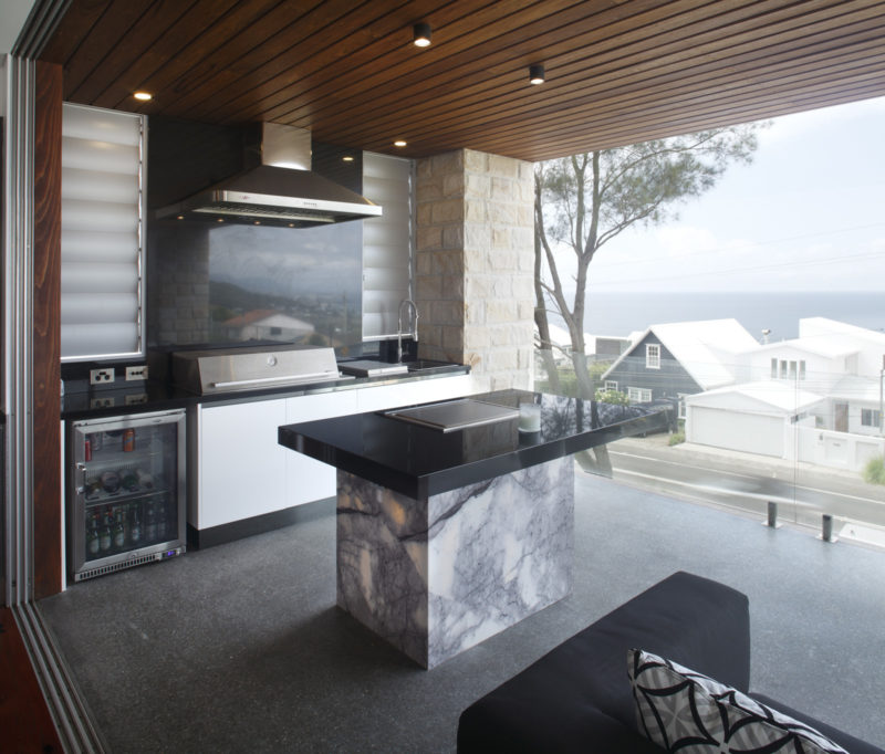 Modern Outdoor Kitchen Design and Renovation