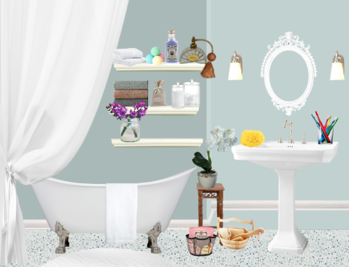 6 Clever Design Hacks For Small Bathrooms