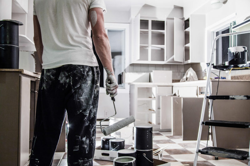 how to DIY kitchen renovations