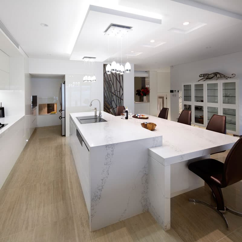 Large Family Kitchen Island