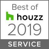 Best of Houzz 2019 Customer Service Award