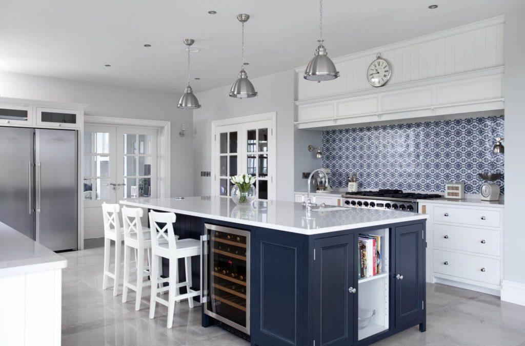 Unique kitchen end panels